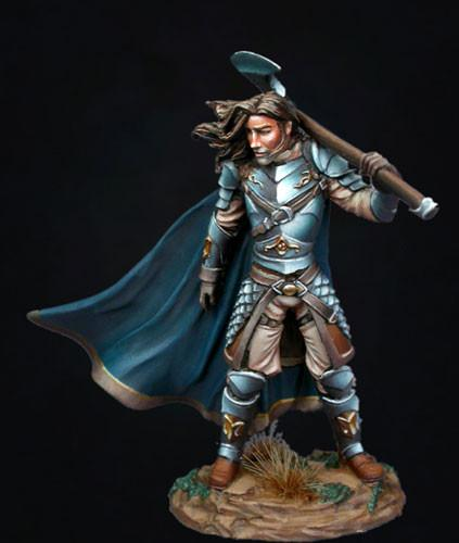 Dark Sword Miniatures Warrior With Axe