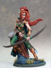 Dark Sword Miniatures Female Ranger Bow