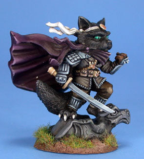 Catfolk Miniature Thief 1