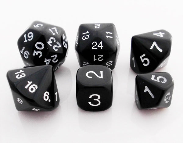 Who Knew RPG Dice D3 D5