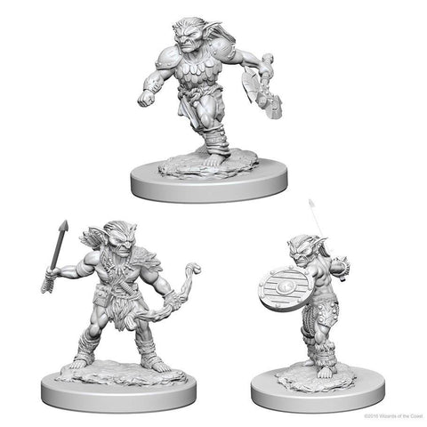 Dungeons & Dragons - Goblins Miniatures