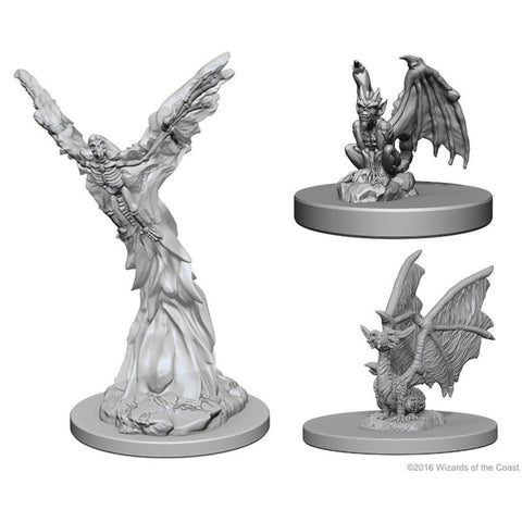 Dungeons & Dragons Miniatures Familiars
