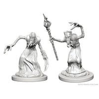 Dungeons & Dragons Miniatures Mindflayers