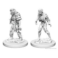 Dungeons & Dragons Miniatures Zombies