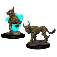 DnD Miniatures Blink Dogs WZK72568