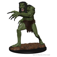Dungeons & Dragons Miniatures Troll