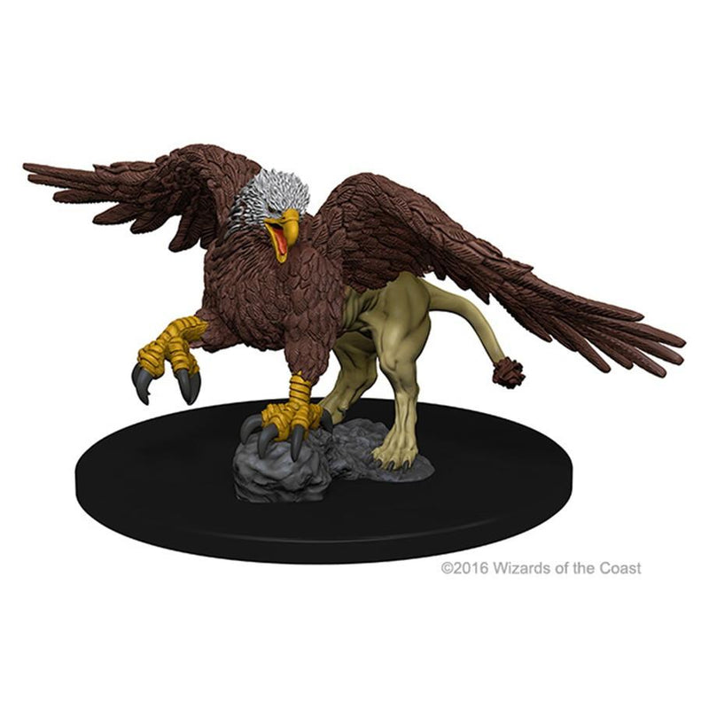 Dungeons & Dragons Miniatures Griffon