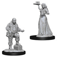 Pathfinder Miniatures (Merchants) RPG Minis