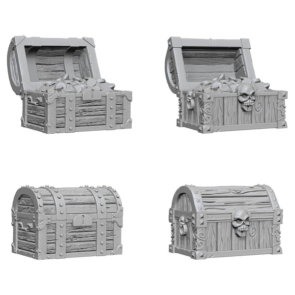 Deep Cuts Miniatures (Treasure Chests) RPG Minis