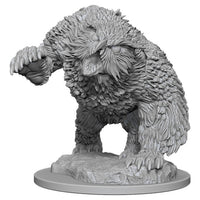 Dungeons & Dragons Miniatures Owlbear