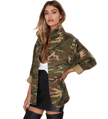 Army Fashion Outerwear