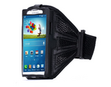 Waterproof Sports Arm Band For Samsung Black