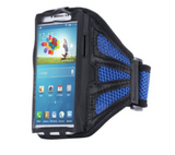 Waterproof Sports Arm Band For Samsung Blue