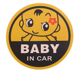 Cute-Baby-In-Car-Vinyl-Car-Stickers-Baby-Boy-Round