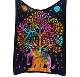 Elephant-Wall-Tapestry-Tree-Of-Life