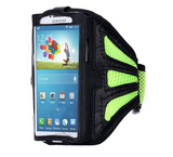 Waterproof Sports Arm Band For Samsung Lime Green