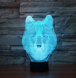 Holographic 3D Wolf