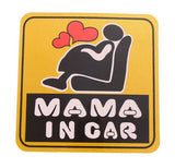 Mama-In-Car-Vinyl-Car-Stickers
