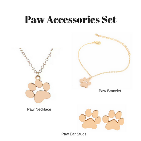 Paw Accessories Set