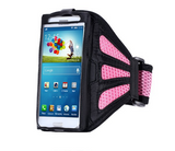 Waterproof Sports Arm Band For Samsung Pink