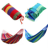 Portable Folding Hammock Hanging On Tree All Colors