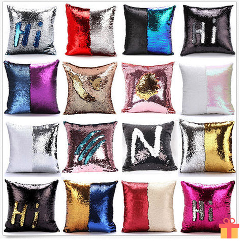 Two Color Tone Decorative Cushion Covers