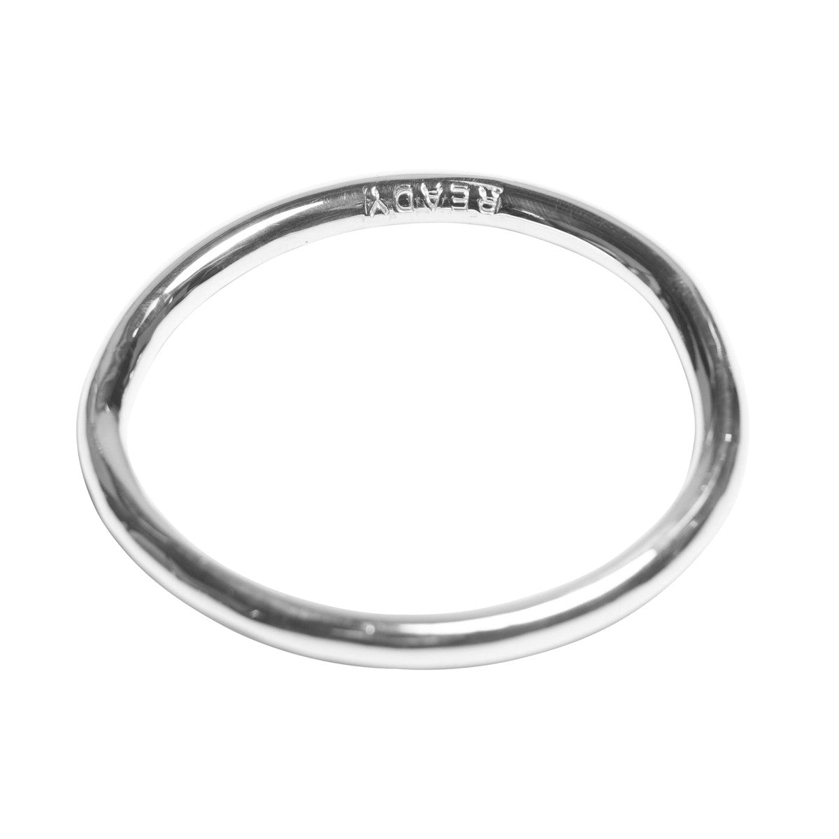 Medium Round Profile Bangle