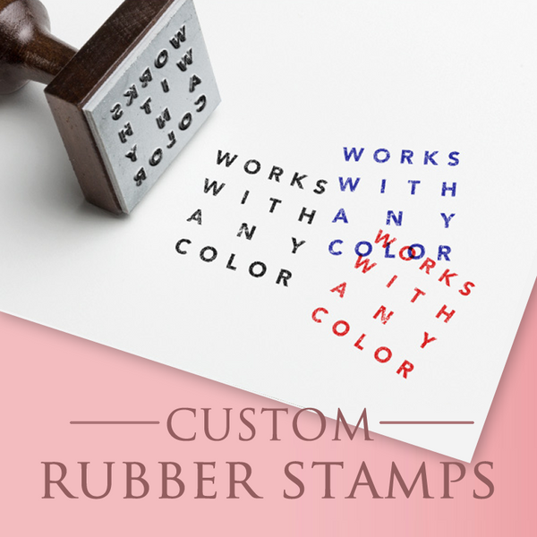 Custom Logo Stamp