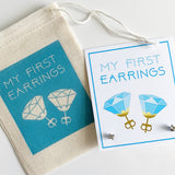 Ear Piercing Keepsake Set