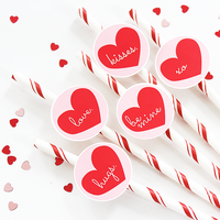 PRINTABLE Valentine Rounds