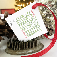 PRINTABLE Holiday Gift Tags - Ho Ho Ho
