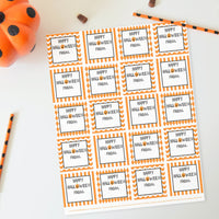 PRINTABLE Halloween Labels