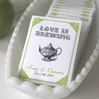 Par-Tea Favors™ - LOVE IS BREWING Wedding