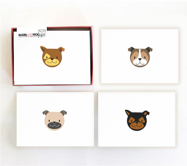 Stationery - Puppy Notes