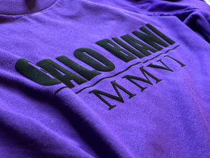 Purple 2006 Galo Biani tee