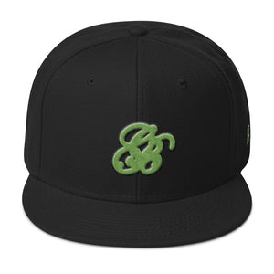 Green with Envy Snapback