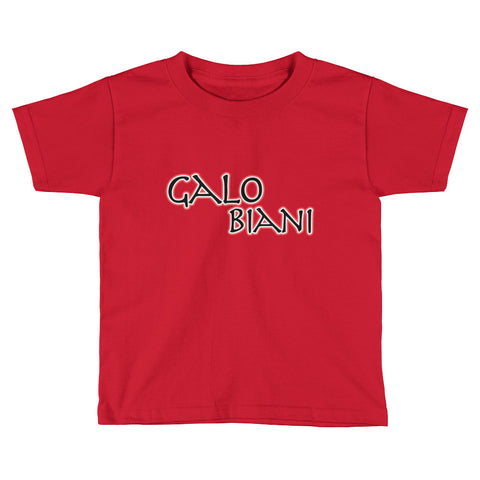 Boy's Galo Biani Short Sleeve T-Shirt