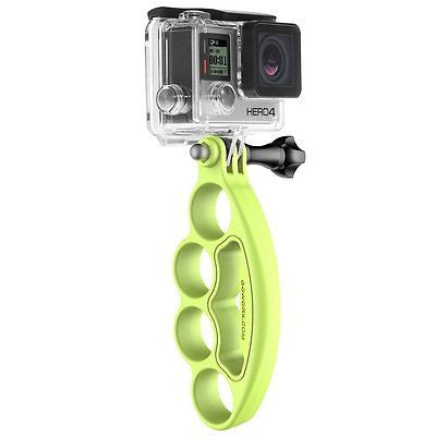 GoWorx GoKnuckles for your GoPro® HERO Camera (Green)