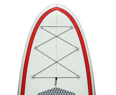 SUPthings Light Deck Rigging Kit Take your Stand Up Paddleboard gear with you