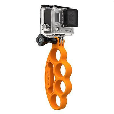 GoWorx GoKnuckles for your GoPro® HERO Camera (Orange)