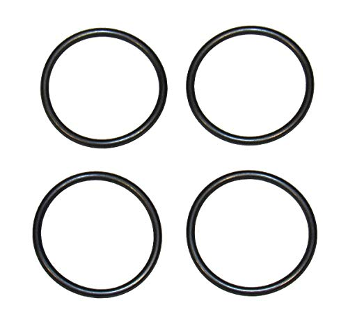 OutdoorGearPlace (4 Pack) Remington O-Ring Replacement Barrel Seals [OEM Graphite Coated] (Model 1100 12 GA, 11-87 12 Gauge)