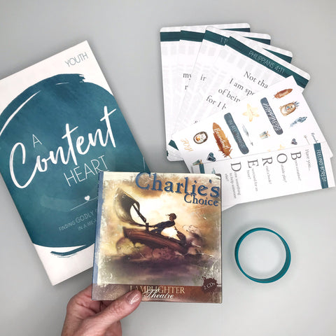 contentment study bundle