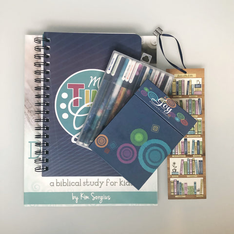 quiet time tools bundle