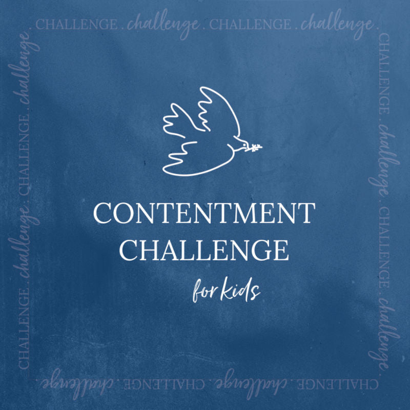 Contentment Challenge