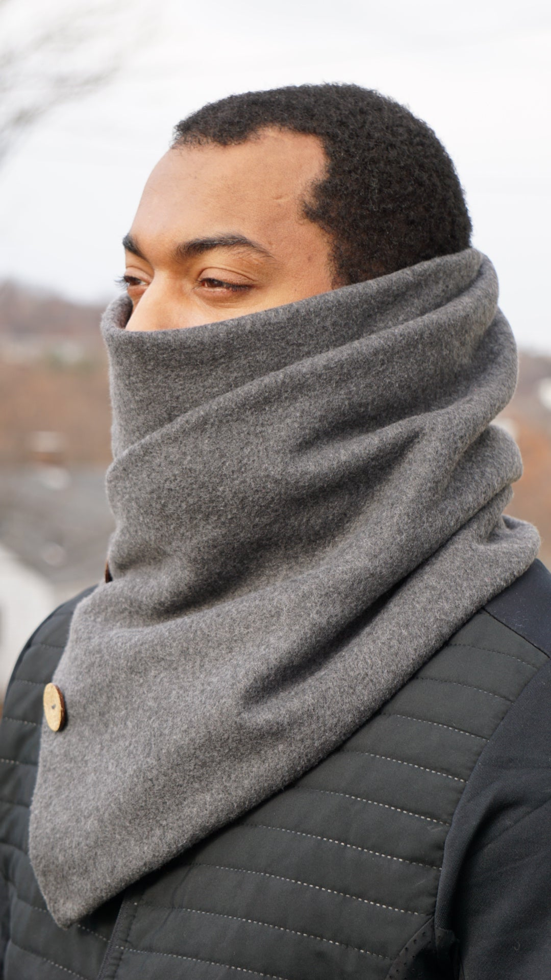 L.U. Cozy Fleece Cowl