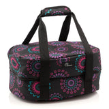 Slow Cooker Bag for Carrying Oval and Round-Shaped Crockpots