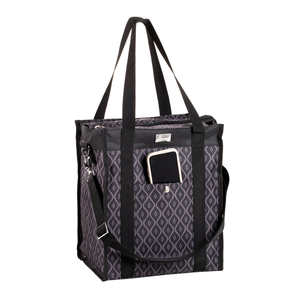 Pursetti Commuter Tote Bag (North-South Style)