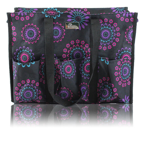 stylish utility tote bag for moms and teachers