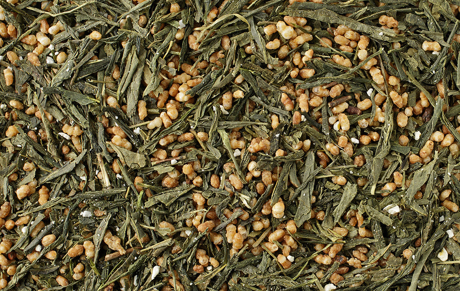 Japanese Genmaicha Green Tea