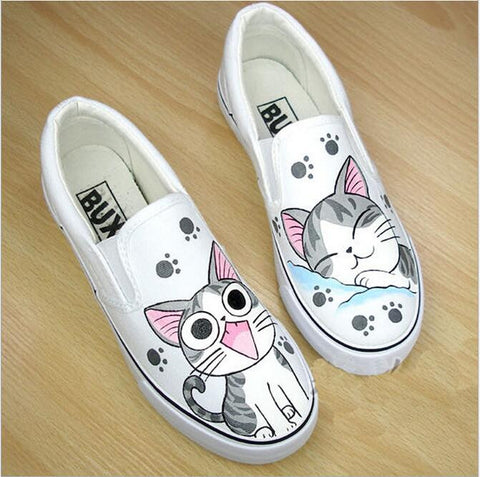 CUTE CAT LOAFER